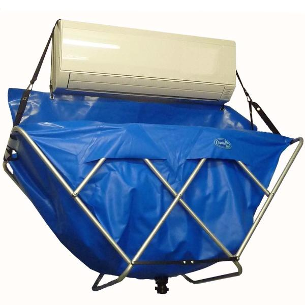 Hydrobag Tradie Tough Split System Air Conditioner Clean
