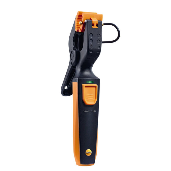Testo 115i Gen 2 - Smart Clamp Thermometer operated with your smartphone 0560 2115 02