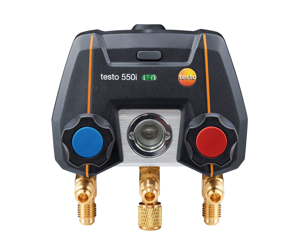 Testo 550i Digital Manifold Smart Kit 0564 3550
