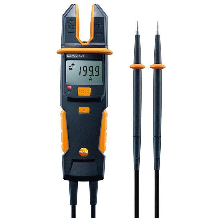 Testo 755-1 current/voltage tester-Testo-Cool Tools HVAC-R