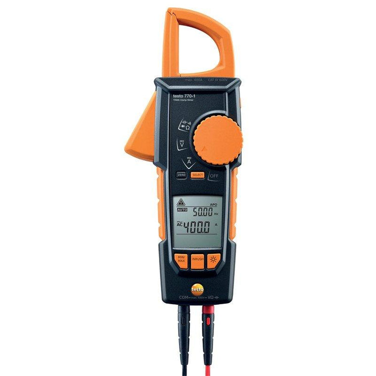Testo 770-1 clamp meter-Testo-Cool Tools HVAC-R