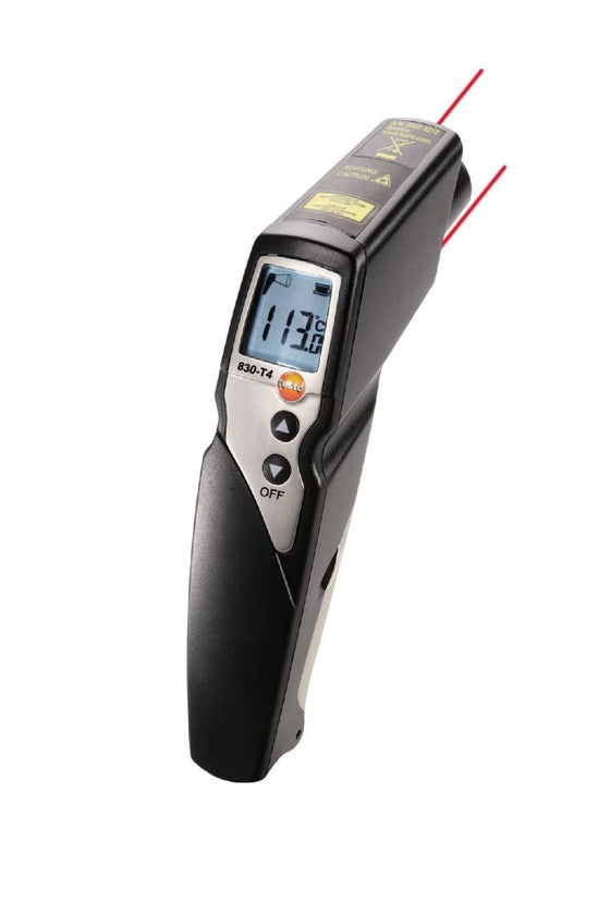 Testo 830 T4 Kit IR Thermometer - 0563 8314