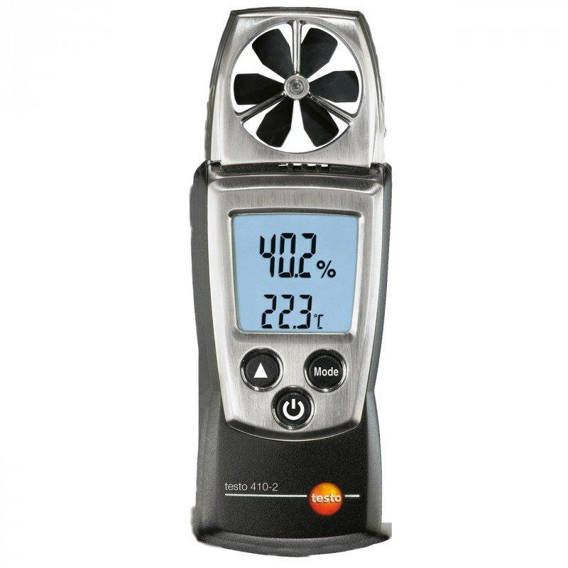 Testo 410-2 Velocity Humidity and Temperature Meter-Anemometer-Testo-Cool Tools HVAC-R