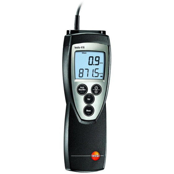 Testo 416 Small Head Vane Anemometer-Testo-Cool Tools HVAC-R