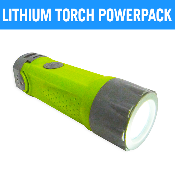 Hydrocell 20 Litre Lithium Torch Spare Powerpack LTOR20-Hydrocell-Cool Tools HVAC-R