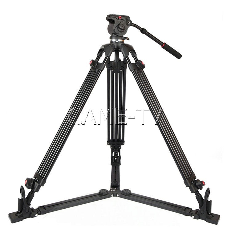 CAME-TV Professional Video Tripod Low Height Ground Extension