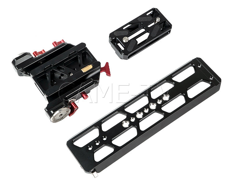 CAME-TV 15mm baseplate dovetail system