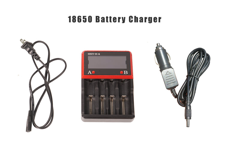 18650 Battery Charger for ARGO, PRODIGY, or MINI3 Gimbal