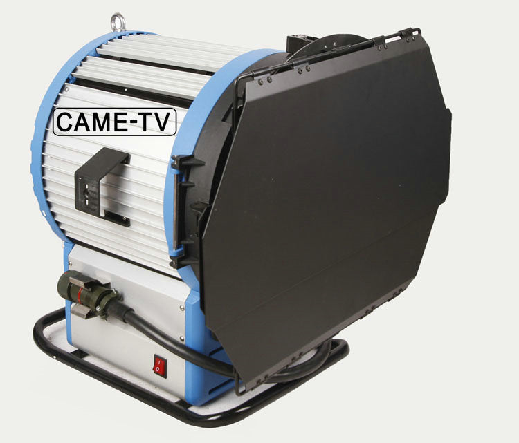 CAME-TV 2500W HMI Fresnel Light Head With Electronic Ballast