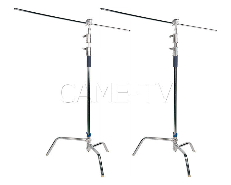 2sets 3.3m Studio Centry C Stand Detachable Light C-Stand