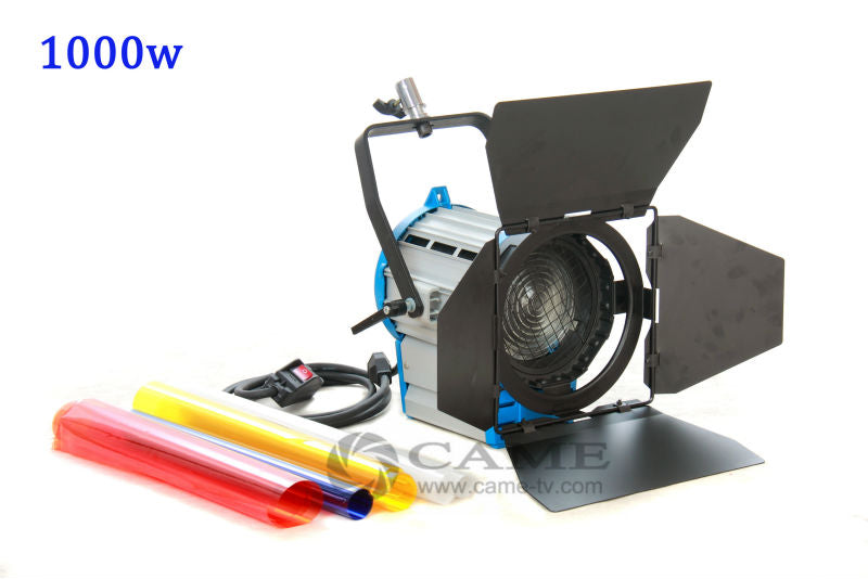 Fresnel Tungsten Lights Video Spot Light Kit