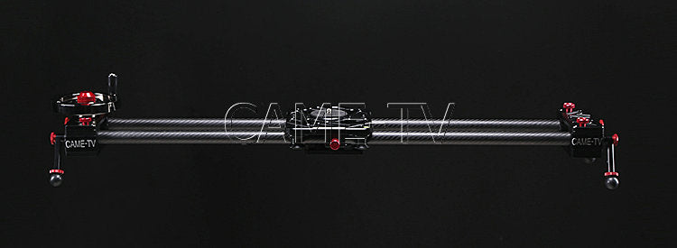 CAME-80T Carbon Fiber DSLR Camera Slider Track Video Stabilizer