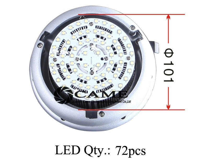 150W Digital LED Video Light For Kid Photo Continuous Light