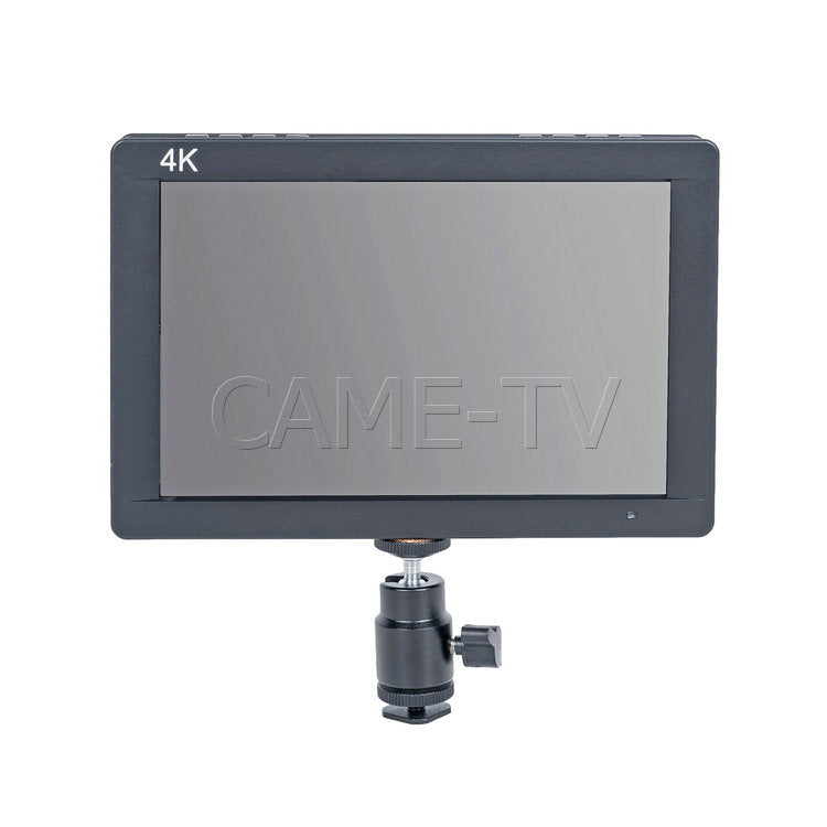 CAME-TV 7-inch 3G-SDI 4K HDMI On-camera IPS Monitor