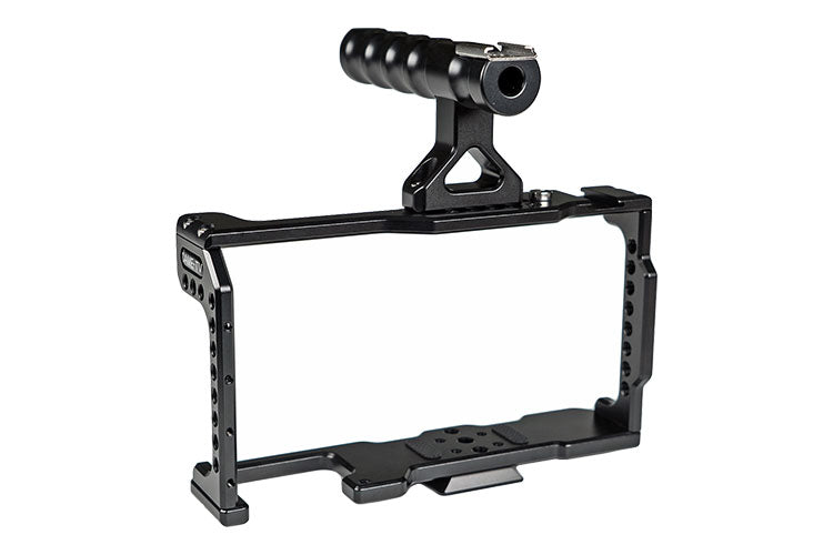 CAME-TV BMPCC Basic Cage For BlackMagic Pocket Cinema Camera