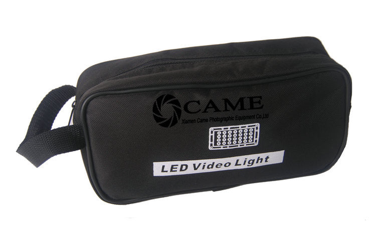 Batteries+Bi-Color 448 LED Camera Video Lights Studio Film Light