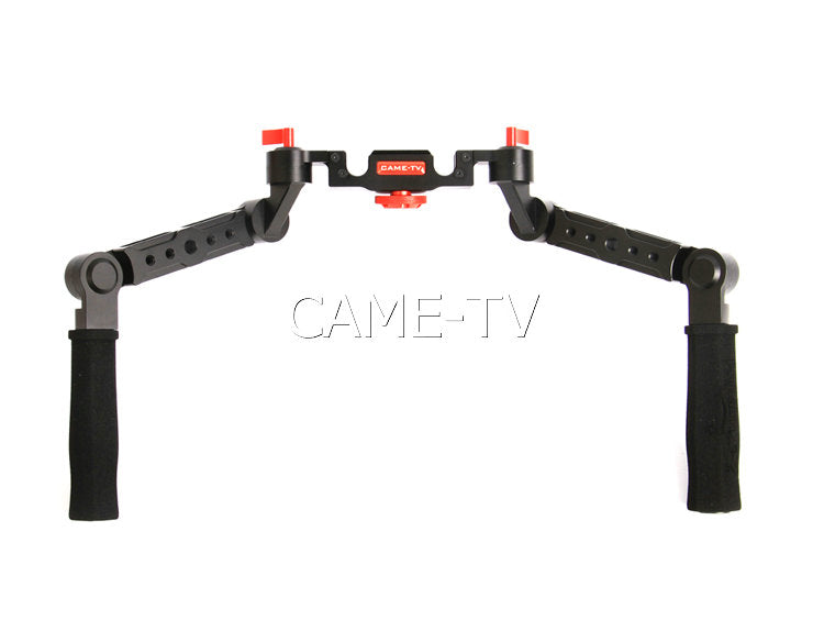 CAME-TV 15mm CNC DSLR Universal Handle Grip