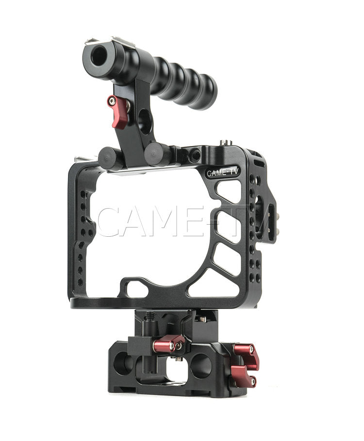 CAME Sony A7RII Camera Rig 15mm Rod System