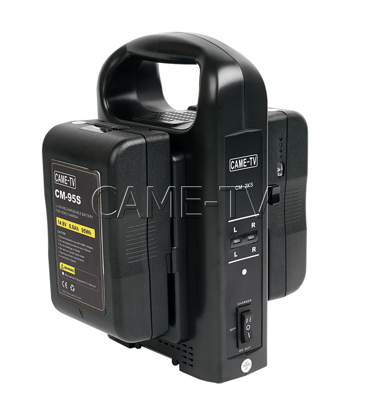 CAME-TV Battery Charger