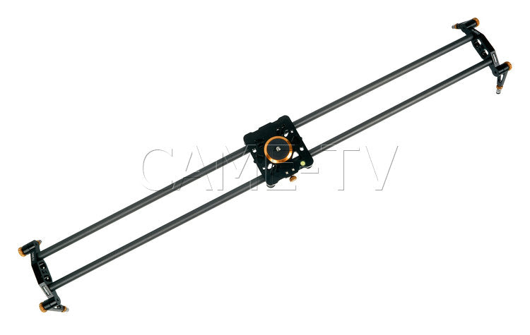 CAME-TV Camera Slider Carbon Fiber Lightweight