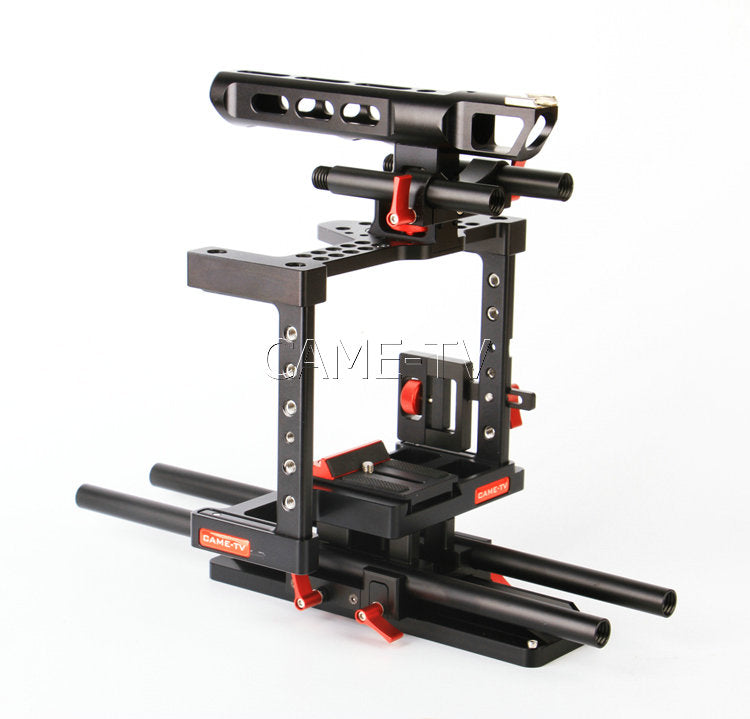 DSLR Cage Rig for 5D Mark III