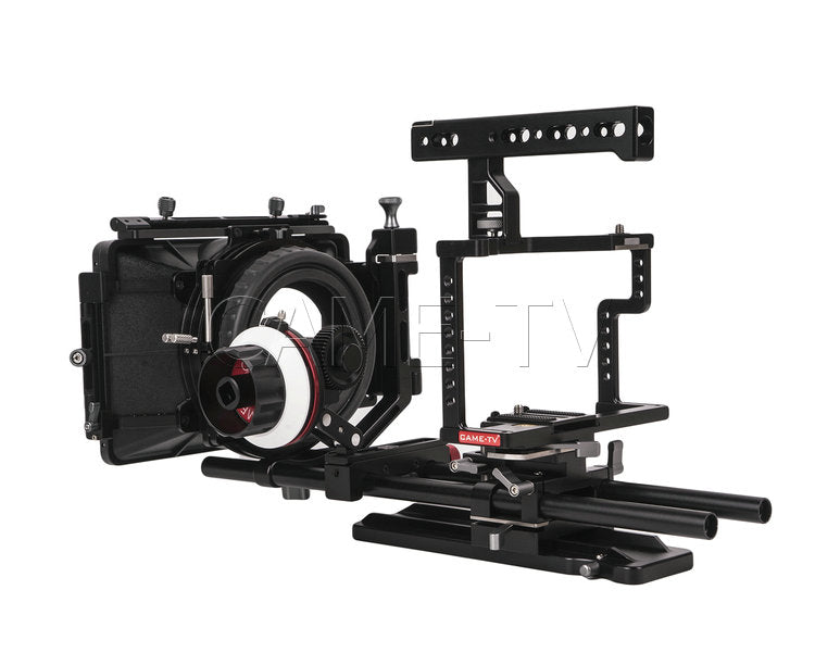 Came tv gh5 cage mattebox
