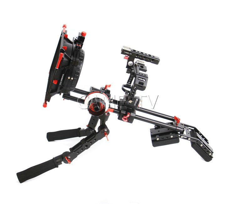 Sony a7S Rigs w/ Hand Grip Mattebox Follow Focus