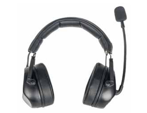 Dual Headset Front