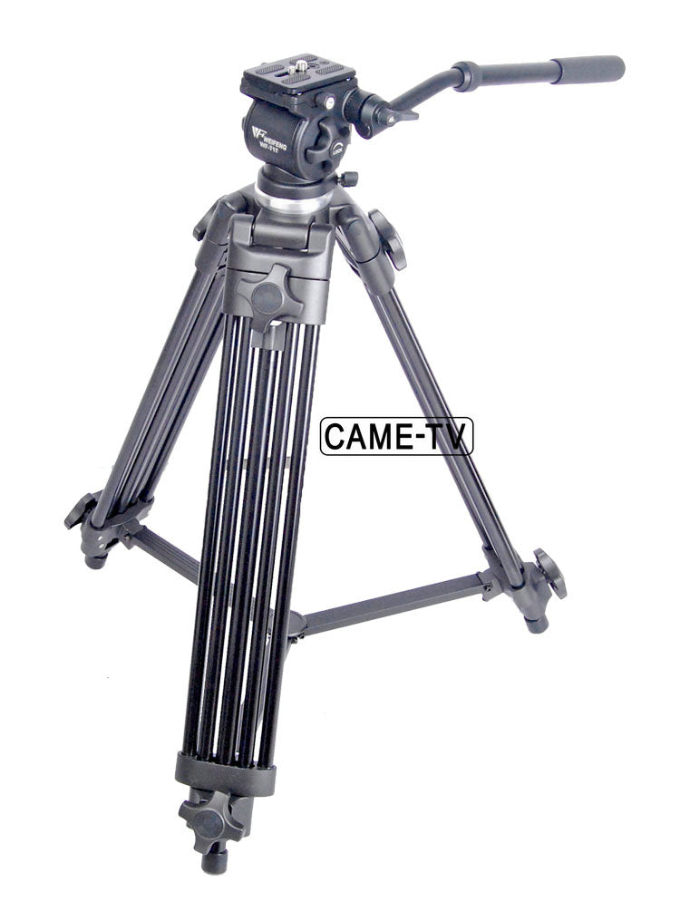 E717 Video Tripod And Dolly Kit For Mini Jib Arm Camera
