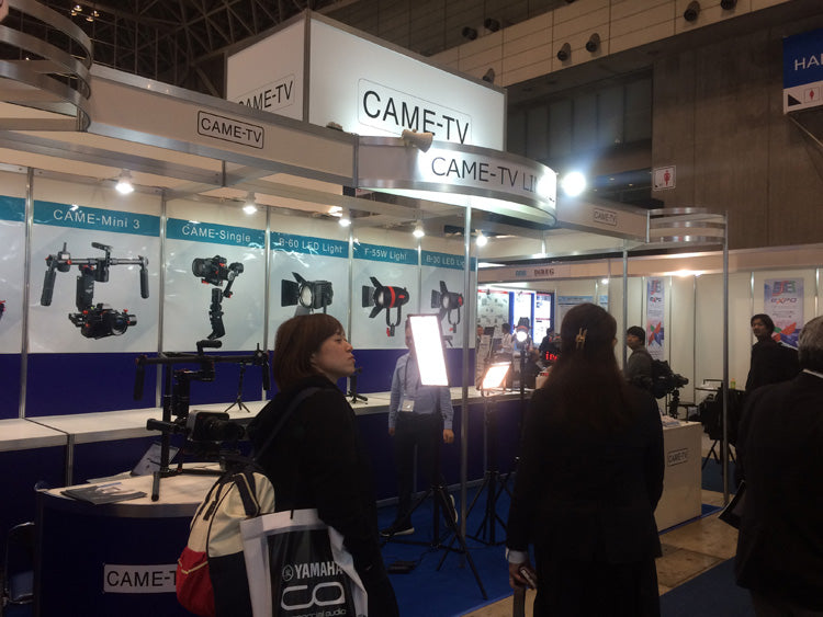 Came-TV Inter BEE 2016