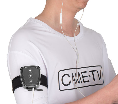 Nano Arm Strap with Earbuds