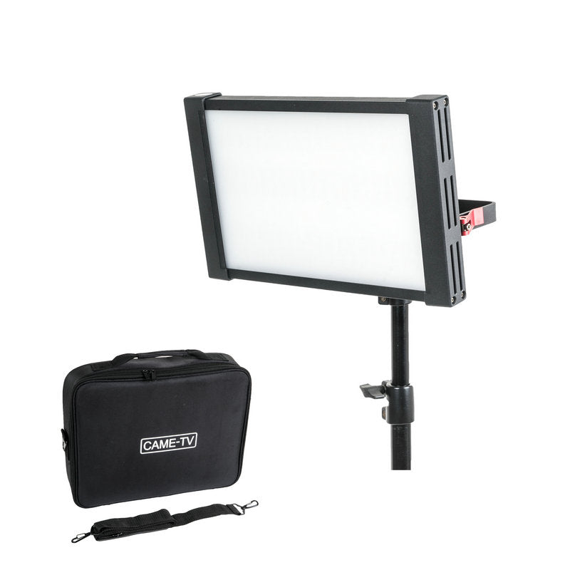 CCAME-TV Boltzen Perseus Bi-Color 55W SMD Soft Travel Lights That Are Stackable And Ready to Fly