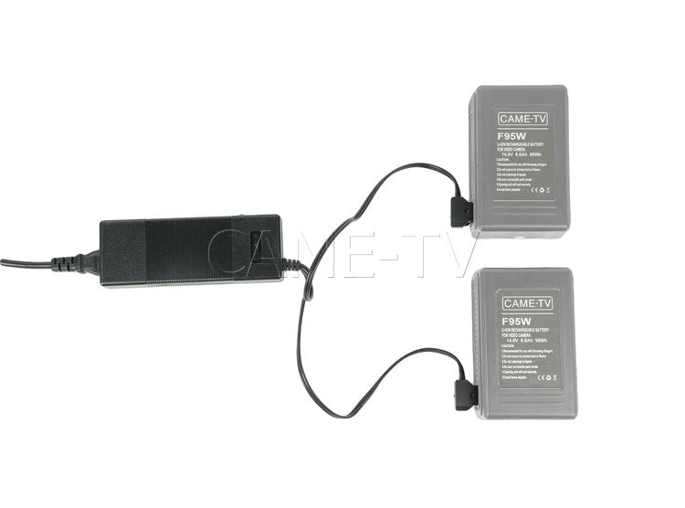 V mount battery charger 1