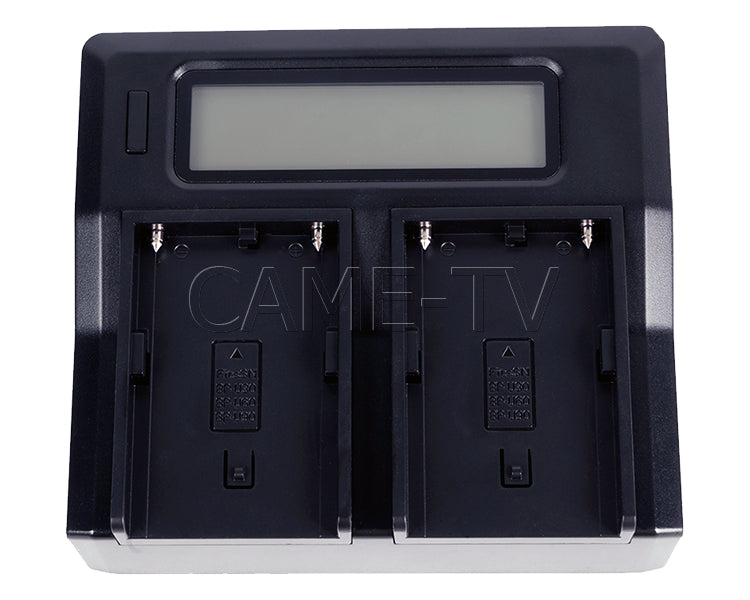 CAME-TV BP Dual Charger