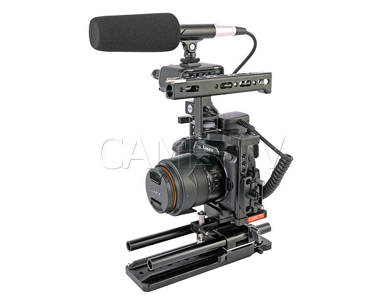 CAME-TV Guardian Cage For Gh5 Camera Rig