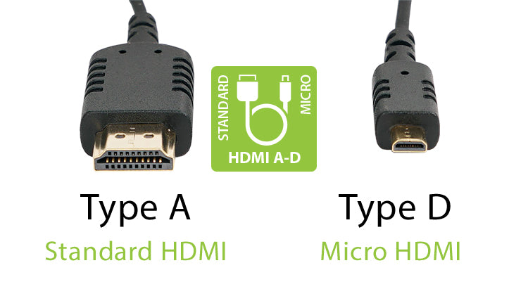CAME-TV 6 Foot Ultra-Thin and Flexible HDMI Cable AD
