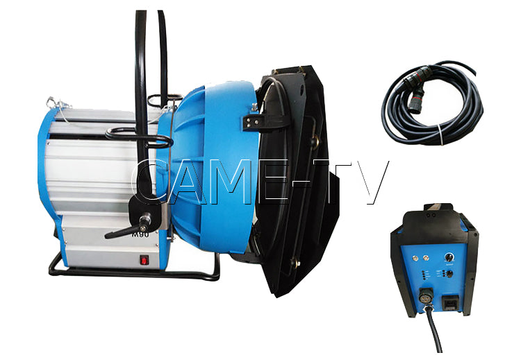 CAME-TV M90 HMI Facetted Reflector +6/9KW Electronic Ballast