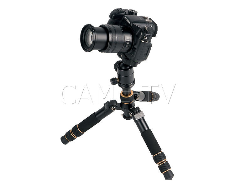 CAME-TV Mini Tripod with Ball Head