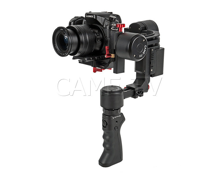 CAME-TV PROPHET 4 In 1 Gimbal With Detachable Head