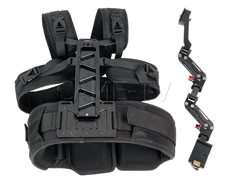 CAME-TV Steadycam Gimbal Support with an 11lbs Payload Arm support CAME-PROPHET, CAME-OPTIMUS, CAME-SINGLE