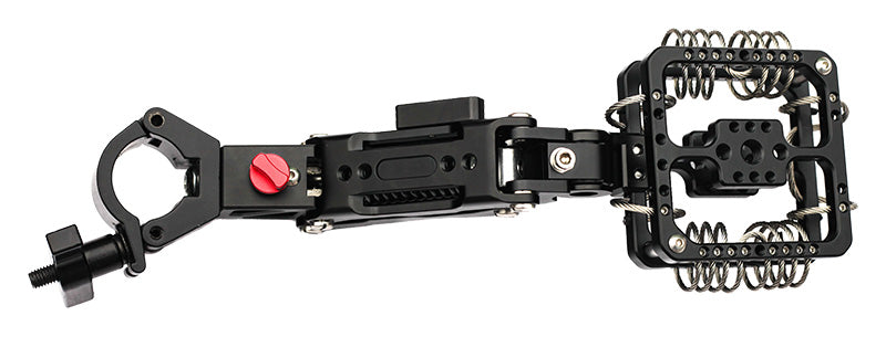 CAME-TV 1.5-12 Lbs Load Camera Video Stabilizer Single Arm GS12