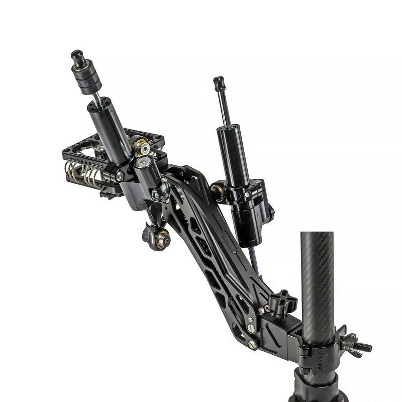 CAME-TV 2-22 Lbs Load Pro Camera Video Stabilizer Rod Mount GS11