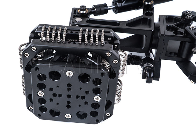 CAME-TV 22-54 Lbs Load Pro Camera Video Stabilizer Single Arm