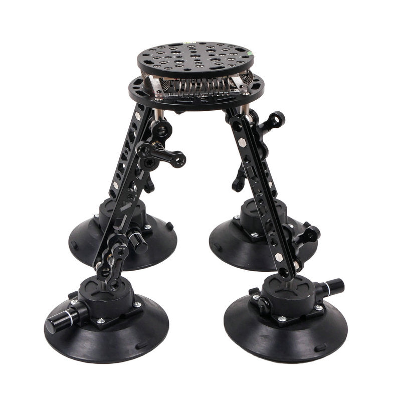 CAME-TV 4 Arm Suction Cup Mount 10kg Capacity