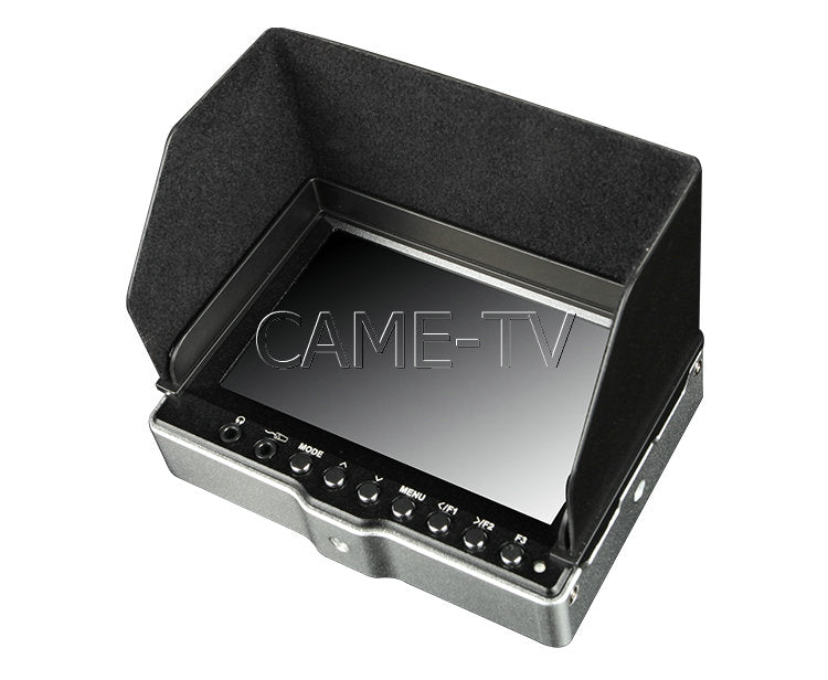 "CAME-TV 5"" 800*480 SDI & HDMI Pro-Broadcast HD Monitor 502-SDI"