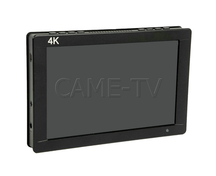 CAME-TV 7 Inch 3G-SDI 4K HDMI On-camera Monitor