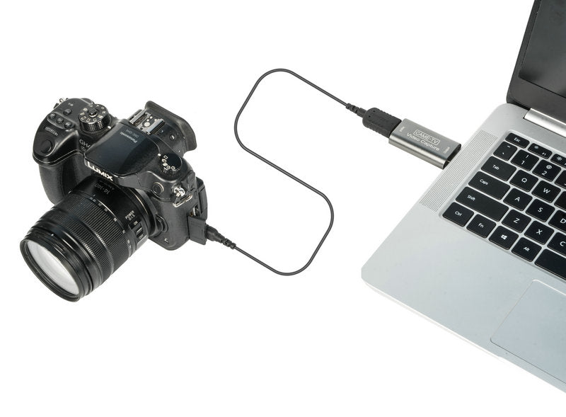 CAME-TV HDMI Video Capture Adapter