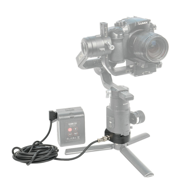 CAME-TV Base Adapter With D-Tap For DJI Ronin RS1 Gimbal