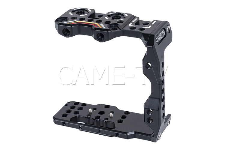 CAME-TV BMPCC 4K Half Cage + Top Handle