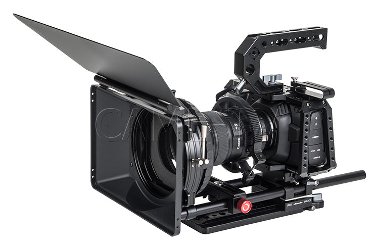 CAME-TV Build Your Own Cage Kit For BMPCC 4K and 6K Cameras